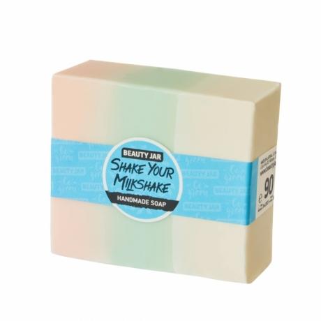 Beauty Jar Mыло Hand Soap Shake Your Milkshake 90g