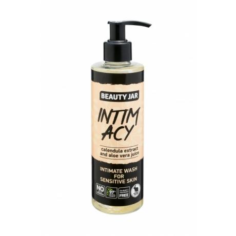 Beauty Jar Intiimialueen pesugeeli Gel For Intimate Hygiene Intymacy 250 ml