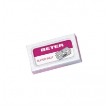 Beter Set with 5pc stainless razor blades