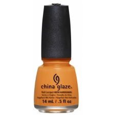 China Glaze Nail Polish Stoked to Be Soaked - Off Shore