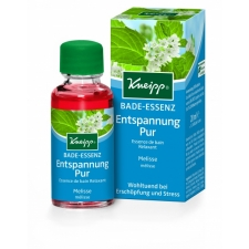 Kneipp Herbal Bath Oil Good Health Total Relaxation Melissa