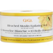 GiGi Muslin Roll Bleached 8,6 x 37m