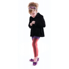 Children´s leggings Marilyn SUZAN SHINE 100den pink 98/122