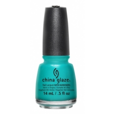 China Glaze Kynsilakka My Way Or The Highway