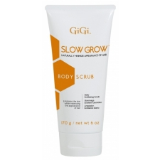 GiGi Slow Grow Body Scrub 170 g