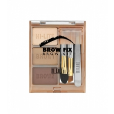 Milani Kulmavärisetti Brow Fix Kit Light