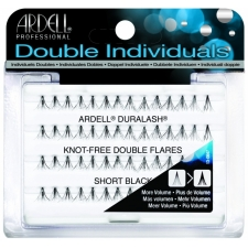 Ardell Individuals Knot-Free Double Flares Short Black