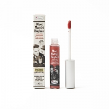 theBalm Meet Matt(e) Hughes Long-Lasting Liquid Lipstick Honest