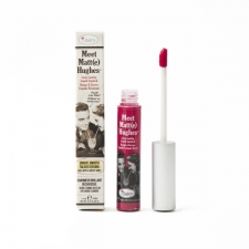 theBalm Meet Matt(e) Hughes Long-Lasting Liquid Lipstick Sentimental