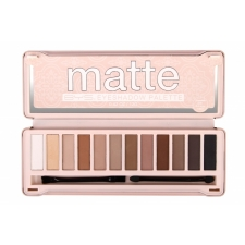 BYS Eyeshadow Palette MATTE 12 colours (Natural)