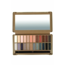 BYS Eyeshadow Palette NUDE Exposed 24 Colours
