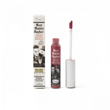 theBalm Meet Matt(e) Hughes Long-Lasting Liquid Lipstick Brilliant