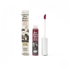 theBalm Meet Matt(e) Hughes Long-Lasting Liquid Lipstick Faithful