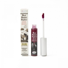 theBalm Meet Matt(e) Hughes Long-Lasting Liquid Lipstick Romantic