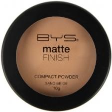 BYS Compact Powder Matte Sand Beige