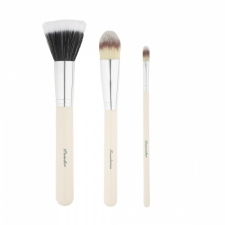 The Vintage Cosmetic Company meigipintslite komplekt  Airbrush Make-Up Brush Set