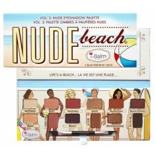 theBalm lauvärvipalett Nude Beach