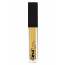 BYS Nestemäinen Huulipuna Metal Lips 24K GOLD