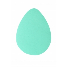 BYS meigisvamm Ultimate 2-in-1 Sponge Teardrop Aqua