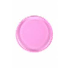 BYS meigisvamm Silicone Blending Sponge Round Bright Pink