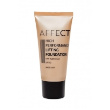 AFFECT High Performance Lifting Foundation SPF 10, with hyaluronan