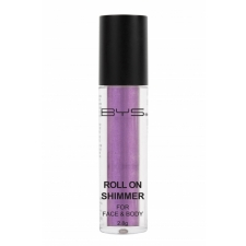 BYS Roll on Shimmer for Face and Body Royal Purple