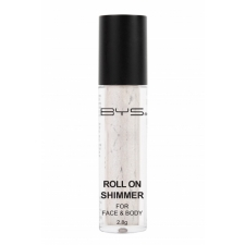 BYS Roll on Shimmer for Face and Body Snow White