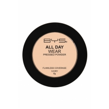 BYS All Day Wear Pressed Powder, Ivory