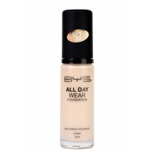 BYS All Day Wear Foundation, Ivory