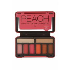 BYS Eyeshadow Palette PEACH On The Go