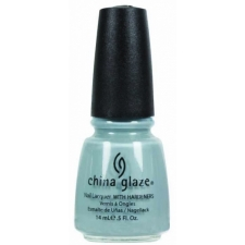 China Glaze Nail Polish Sea Spray