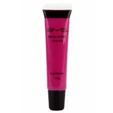 BYS Lipgloss Mega Shine Very Berry BLACKBERRY