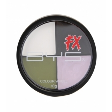 BYS Special Fx Colour Wheel Zombie