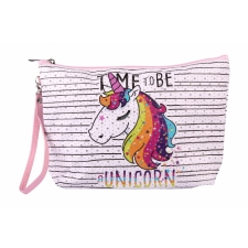 BYS Cosmetic Bag Time To Be A Unicorn
