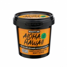 Beauty Jar Vartalokuorinta Body Scrub Aloha, Hawaii 200g