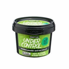 Beauty Jar Face Scrub Under Control 120g