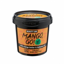 Beauty Jar Butter Mango, Go 90g