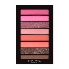 BYS Eyeshadow 8 pc Horizontal FEVER PITCH