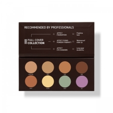 AFFECT Meigipalette Camouflages Full Cover Collection 2