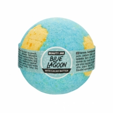 Beauty Jar Bath Bomb Blue Lagoon 150g