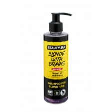 Beauty Jar Шампунь для волос Blonde With Brains 250ml