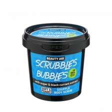 Beauty Jar Souffle Body Scrub Scrubbles Bubbles 140ml