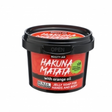 Beauty Jar Seep Jelly Soap Hakuna Matata 130g