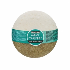 Beauty Jar Vannipall-koorija jalgadele Treat Your Feet 250g
