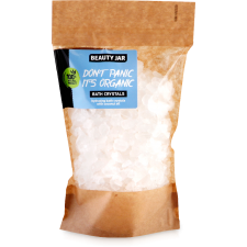 Beauty Jar Bath Crystals Don't Panic it's Organic 600g