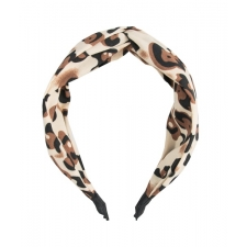 The Vintage Cosmetic Company Knotted Headband Jaguar