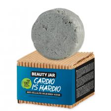Beauty Jar Selluliittia estävä kiinteä vartalokuorinta Cardio Is Hardio 100g