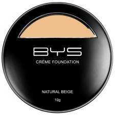 BYS Creme Foundation Natural Beige 10 g