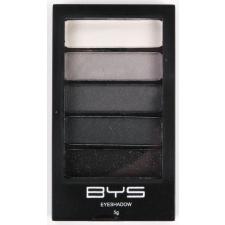 BYS Eyeshadow 5 pc BLACK STEEL