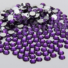 Feel Good Rhinestone Amethyst